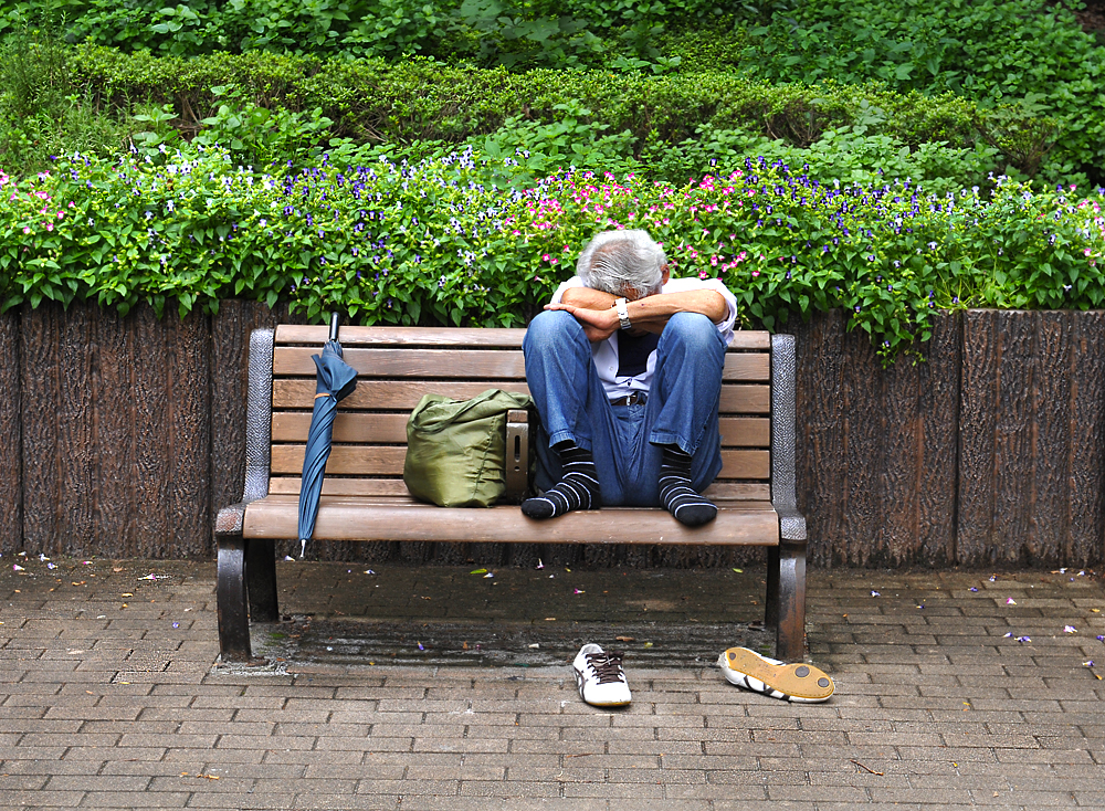 Should you photograph the homeless?